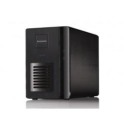 Настольная сетевая система хранения данных Lenovo Iomega IX2