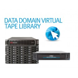 Виртуальная ленточная библиотека EMC Data Domain Virtual Tape Library