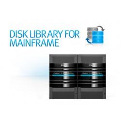 Вирутальная ленточная библиотека EMC с функцией дедупликации для мейнфреймов