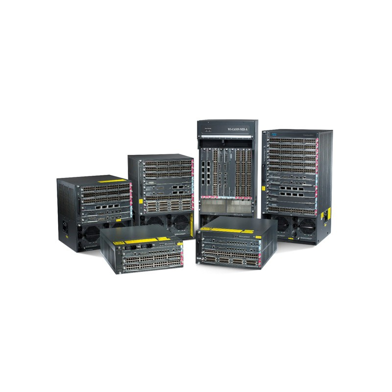 Модульные коммутаторы Cisco Catalyst 6500 Series