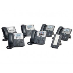 IP-телефоны Cisco SPA IP Phones 500 series