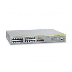 Коммутаторы Allied Telesis x600 Gigabit Ethernet AT-x600-24Ts
