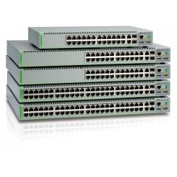 Граничные коммутаторы Allied Telesis 8100S Fast Ethernet для витой пары