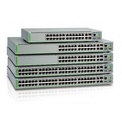 Граничные коммутаторы Allied Telesis 8100L Fast Ethernet для витой пары