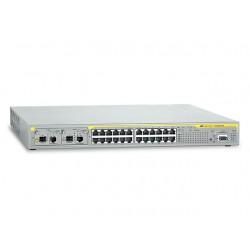 Граничные коммутаторы Allied Telesis 8600 Fast Ethernet для витой пары