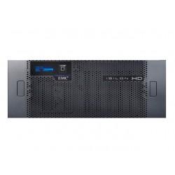 Горизонтально масштабируемая платформа хранения EMC Isilon HD400